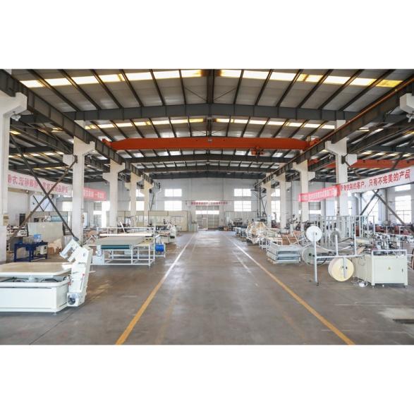 海绵机械厂