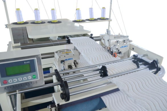 縫紉機細節圖