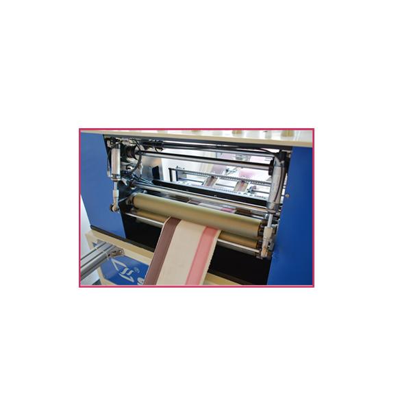多针绗缝机缝纫图
