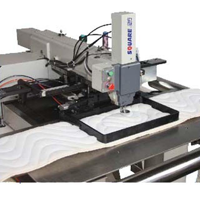 ZJQ 自动床垫商标机